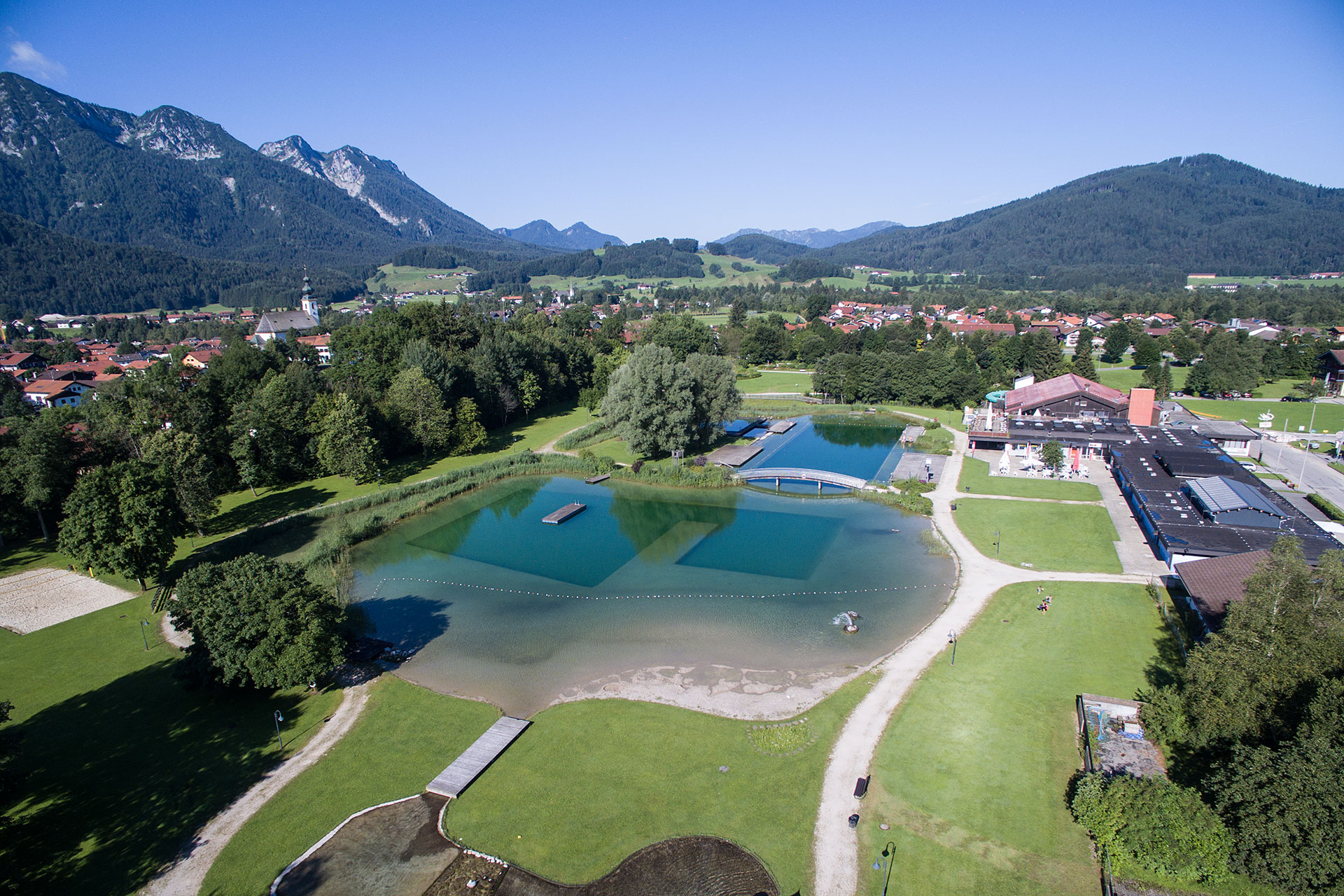 Schwimmbad inzell